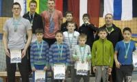 Keturi mūsų šalies jaunieji imtynininkai tapo varžybų Estijoje nugalėtojais