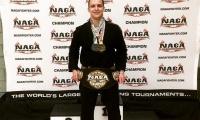 Rokas Naruševičius tapo BJJ turnyro nugalėtoju Birminghame