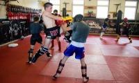 Populiariausia kikbokso disciplina – kick light