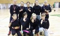 Atvirame Latvijos moterų imtynių čempionate – I.Bubelytės ir K.Gaučaitės triumfas