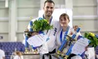 Iš Astanos lietuviai grįš su dviem medaliais