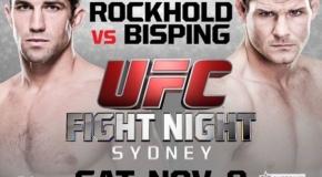 UFC Fight Night 55 svėrimai (video)