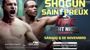 UFC Fight Night 56 rezultatai