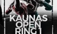 """Turnyre """"Kaunas Open Ring 1"""" pradedantieji kovotojai išbandė savo jėgas"""