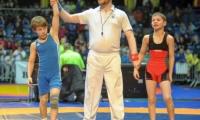 Po triumfo Estijoje imtynininkas R.Čepauskas iškovojo aukso medalį turnyre Olandijoje
