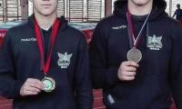Tradiciniame imtynių turnyre sublizgėjo du Lietuvos atletai