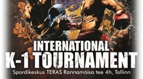 Puikus lietuvių pasirodymas kikbokso turnyre Estijoje