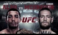 UFC 189: Aldo vis dėl to kovos prieš McGregor