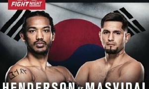 UFC Fight Night 79 svėrimai (video)