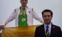 Iš Europos pankrationo čempionato – su aukso ir bronzos medaliais