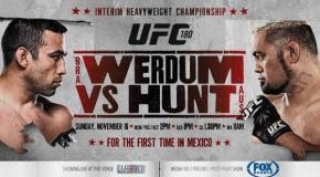 UFC 180 atgalinė atskaita (video)