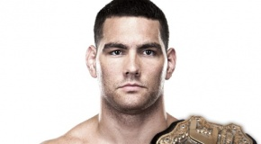 Chris Weidman traumuotas