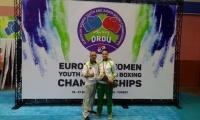 Lietuvė laimėjo Europos bokso čempionato bronzą