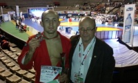 Sergejus Grečicho iškovojo pasaulio kovinio sambo bronzos medalį