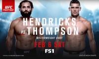UFC Fight Night 82 rezultatai (video)