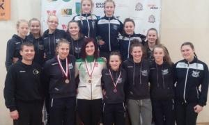 Imtynių turnyre Lenkijoje – du bronzos medaliai