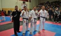 Iš Europos Šotokan karatė čempionato su medaliais