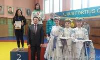 Danutė Domikaitytė – tarptautinio imtynių turnyro Baltarusijoje nugalėtoja