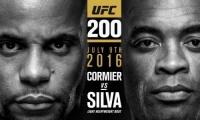UFC 200 rezultatai (video)