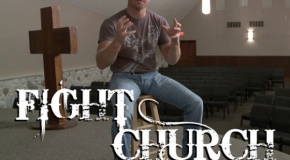 """Fight Church"" dokumentinio filmo reklaminis klipas (video)"