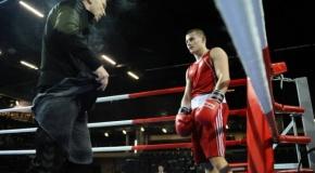 Eimantui Stanioniui - Europos Sąjungos šalių bokso čempionato sidabras!