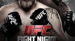 UFC on FOX 14 rezultatai