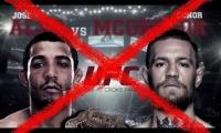 Jose Aldo nekovos UFC 189 prieš Conor McGregor