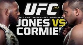 UFC 182 atvira treniruotė