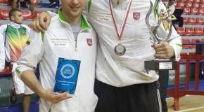 Sergejus Maslobojevas - Europos WAKO čempionas