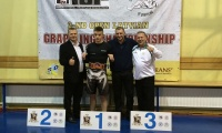 Latvijos atvirajame graplingo čempionate lietuviai pasirodė puikiai