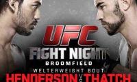 UFC Fight Night 60 rezultatai