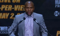 Mayweather Jr.: duodu jam 15 milijonų $ (video)