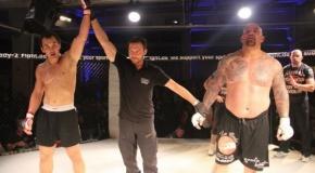 Dar viena puiki MMA veterano- Roko Stambrausko pergalė
