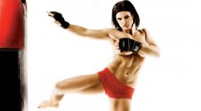 Gina Carano kovos UFC?