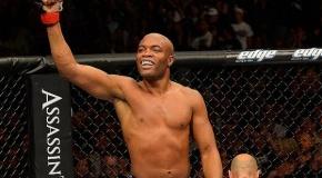 Anderson Silva pasirašė naują kontraktą su UFC